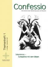 Coverbild Themenheft 1 mit Baphomet-Figur